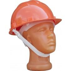 Каска защитная для строительно-монтажных работ с пласт. оголовьем